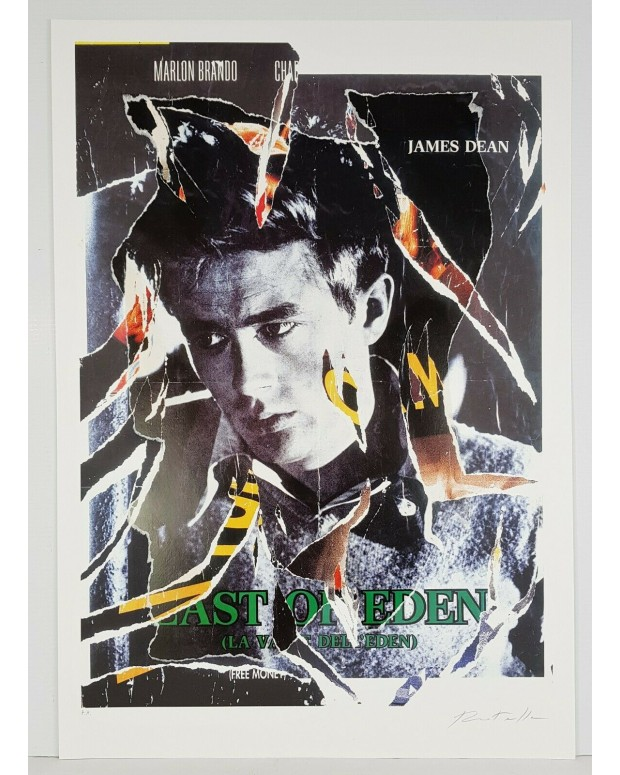 Mimmo Rotella - East of...