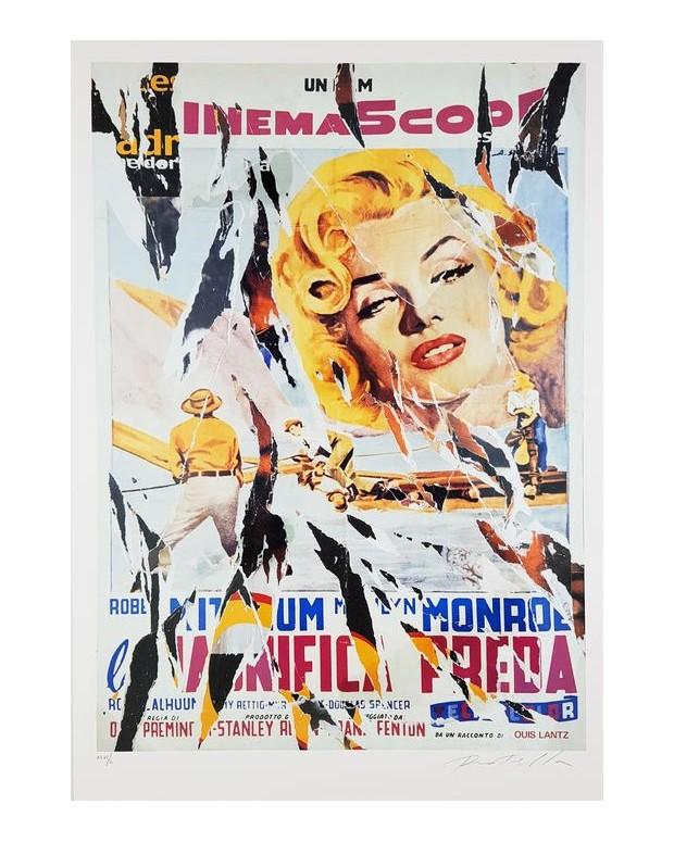 Mimmo Rotella - The...