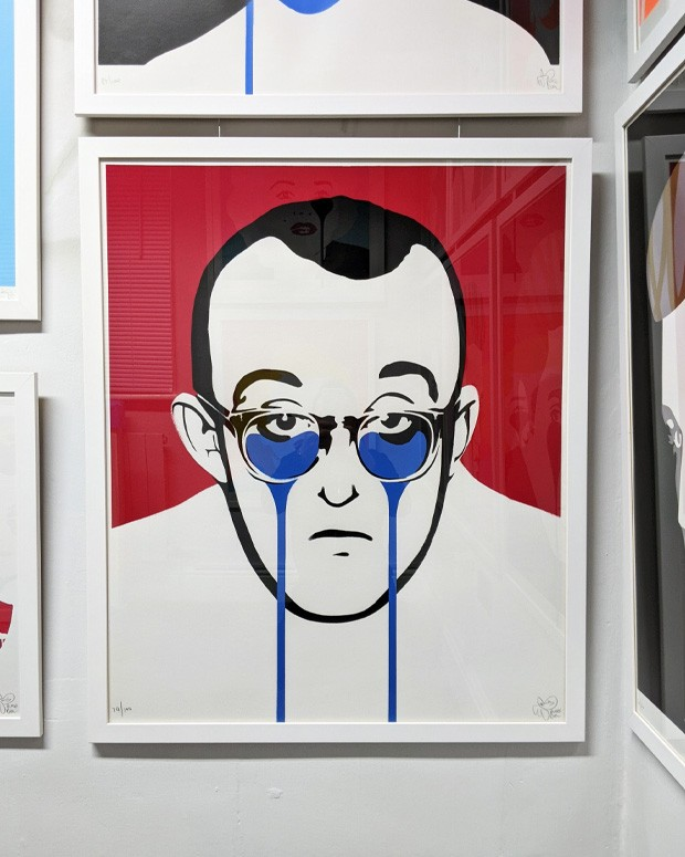 Pure Evil - Keith Haring's...