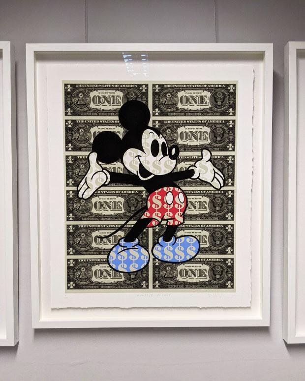 Ben Allen - Monster Mickey,...