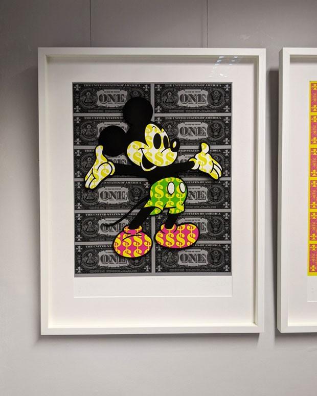 Ben Allen - Monster Mickey...